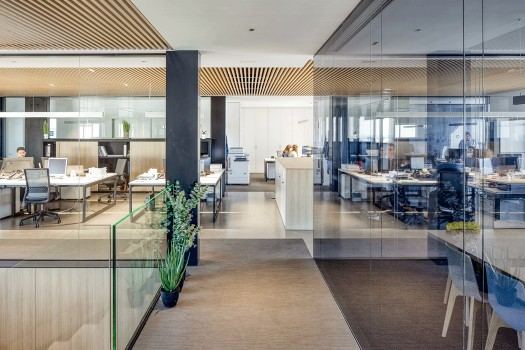 Grupo Ferra Headquarters Refurbishment