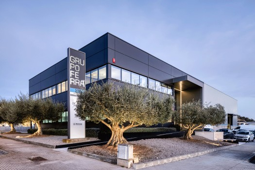 Grupo Ferra Headquarters Refurbishment