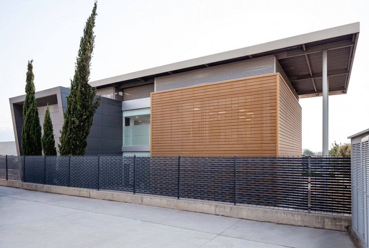 MAC Insular headquarters