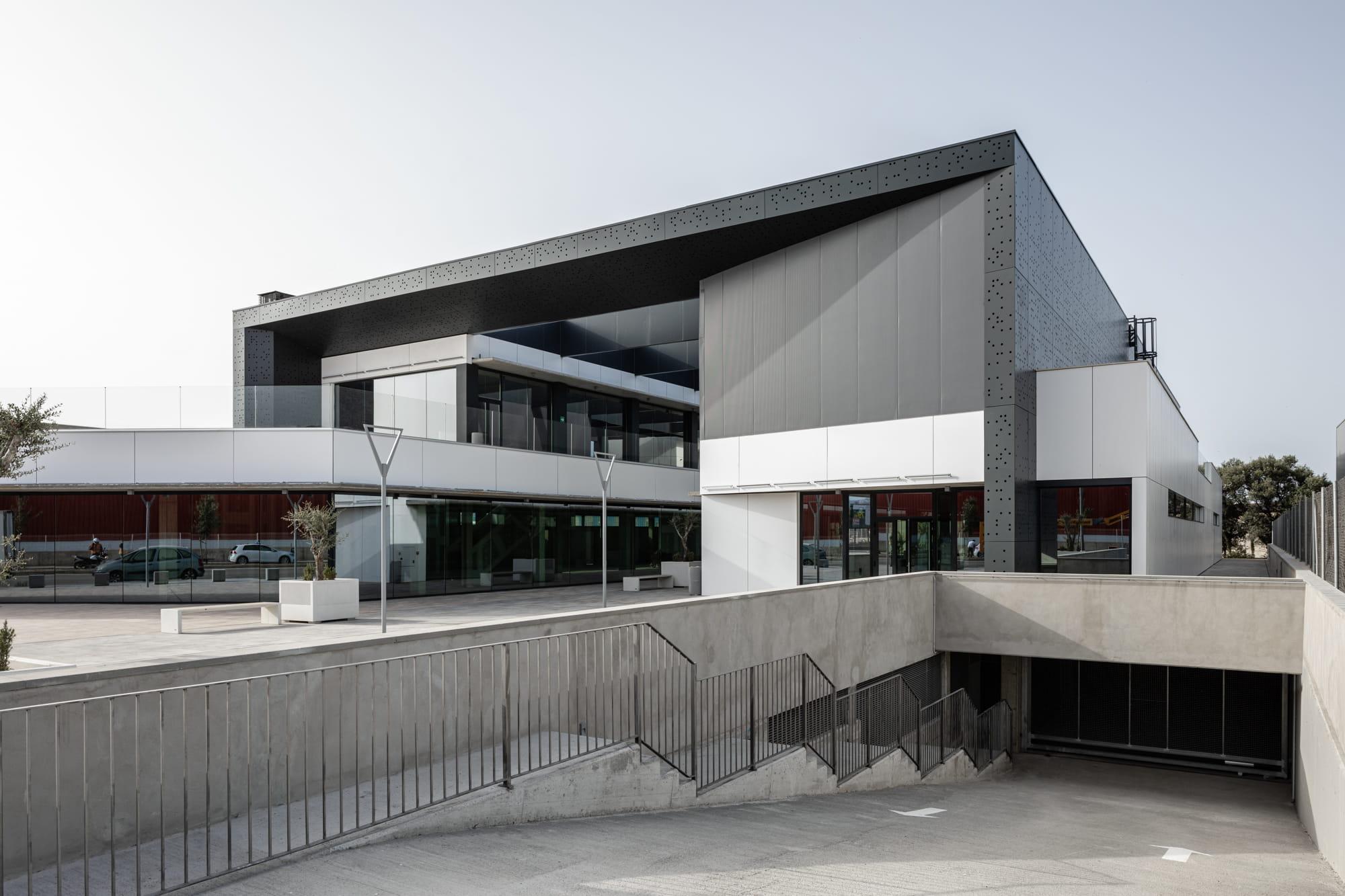 MALLORCA-OBRA NUEVA-ARQUITECTURA-INTERIORISMO- CENTRO COMERCIAL Torre Mariona